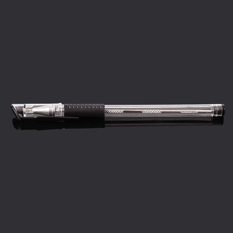 New 1pcs Creative Pen Shape Metal Cigar Piercer Cigar Punch Cutter Holder Cigar Stick Pipe Tool Smoking Accessories  T9263