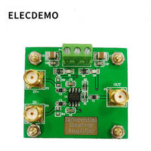 AD8130 Differential Receiver Amplifier  Differential to Single Ended High Common Mode Rejection Ratio Low Noise Low Distortion