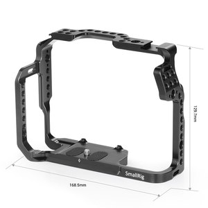 Image 3 - SmallRig Protective Cage for Canon 5D Mark III IV Camera With Bulit in NATO Rails Arca Swiss Plate   2271
