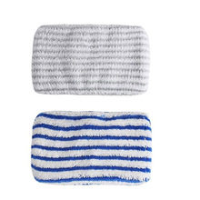 Pads Microfiber Cloth For Rowenta Clean&Steam ZR005801 Cleaner Accessory Replacement Cleaning Parts Washable And Reusable