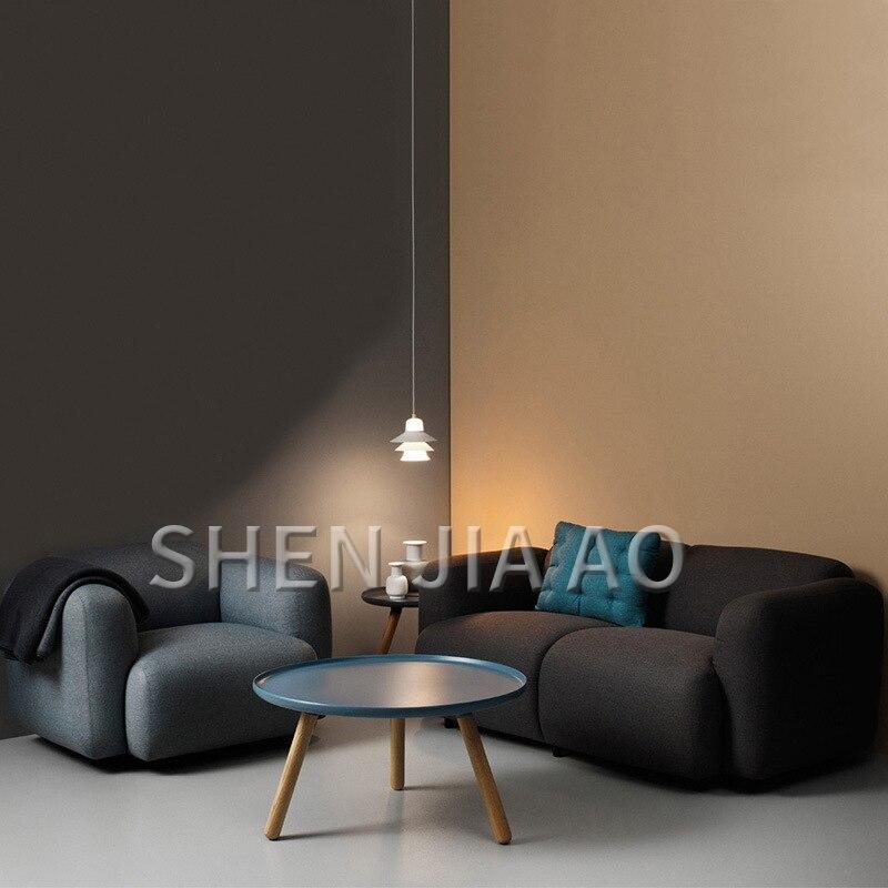 1PC Single Position Nordic Style Sofa Modern Casual Cotton Sofa Creative Shape Potato Removable Living Room Sofa