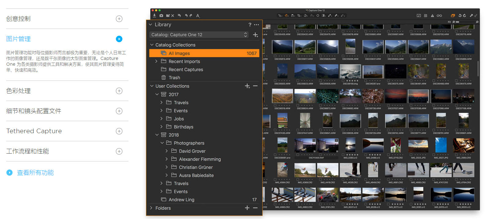 软件下载-飞思数码图像处理Capture One 20 Pro v13.1.1WIN/MAC中文版(8)