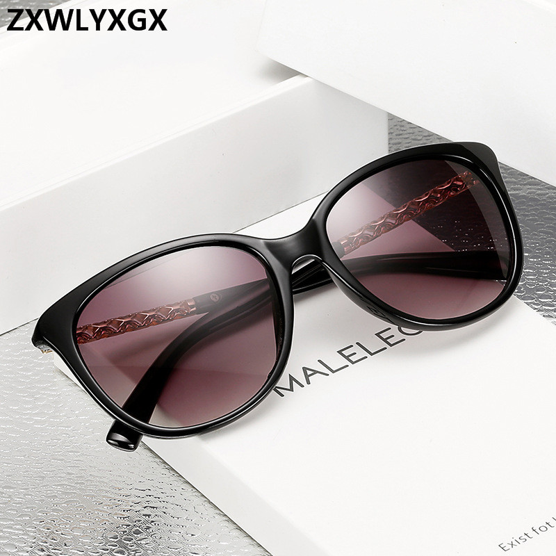 Oversized Sunglasses Women Luxury Brand Shades Sun Glasses Female Vintage Big Frame Hollow Frame UV400 Goggles Oculos de sol