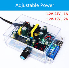 Adjustable DC Power Supply Board Stabilized Voltage Power fo