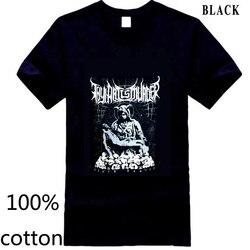 Authentic thy arte é assassinato death dealer nova impressão quente t camisa masculina camisetas 100% algodão o-pescoço 3xl 4xl