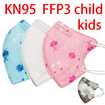 Children's mask ffp3 kn95.fabric washable reusable face mask for kids.children masks with filter.child protection mask mouth