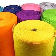 1 м/3 м или моремитры толщина 1 мм полиэфирная ткань нетканый Войлок синтетическая меховая ткань для сделанное вручную украшение для дома узор швейная кукла