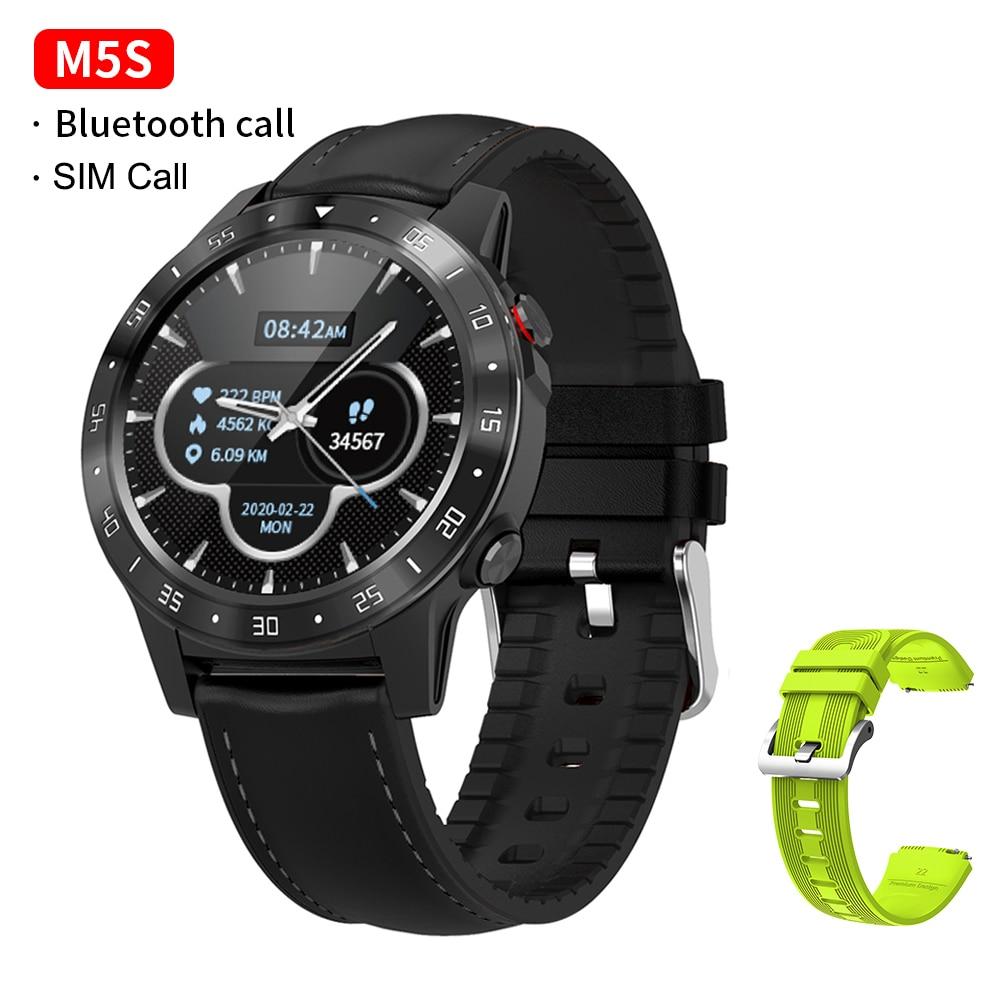 M5S-Green Silicone