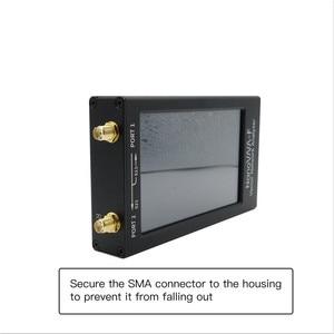 "Image 5 - TZT 50KHz 1.5GHz HF VHF UHF VNA 벡터 NanoVNA 네트워크 분석기 키트, 4.3 ""LCD 디스플레이 금속 케이스 NanoVNA F/H1/H4"