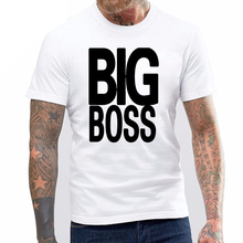 Metal Gear Solid T Shirt Big Boss T-Shirt Cotton Men man Clothing Tee MGS Tshirt