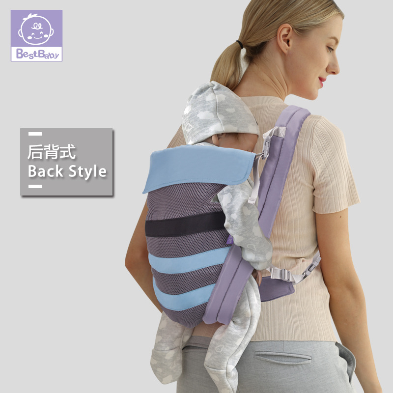 Baby Sling Baby Out Simple Sling Back Type Newborn Sling Before And After