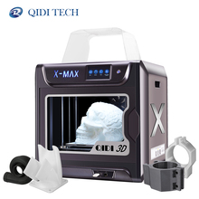 QIDI Große Größe 3D Drucker X max 300*250*300 impresora 3d PLA TPU PC PETG Nylon carbon faser druck facesheild