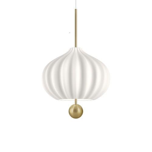 New Suzuki flower umbrella  Chandelier Light E27 LED Pendant Lamp Modern Christmas Glass Ball Lighting