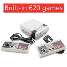 Console SEGA de jeux vidéo rétro pour enfants, avec 620 jeux classiques intégrés, 8 bits