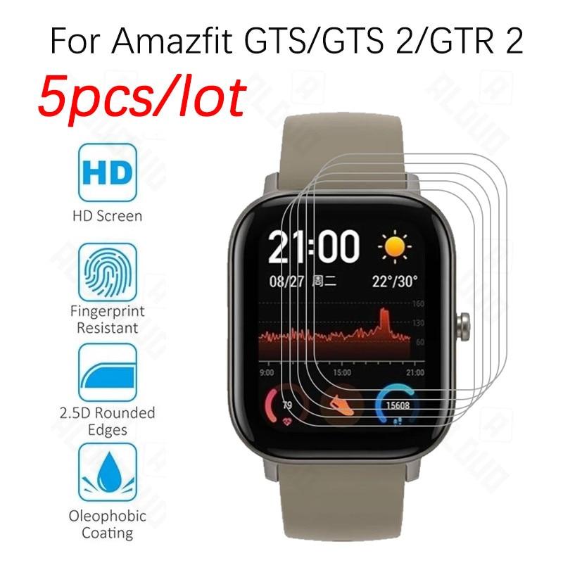 Для Xiaomi Huami Amazfit GTS 2 GTR 2 Смарт-часы Защитная пленка для экрана HD мягкая пленка для Amazfit GTS GTR 2e мягкая пленка из ТПУ не стекло