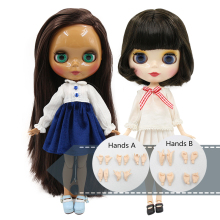 Naked Doll TOY ICY Hands CUSTOM Bjd 30cm Normal/joint-Body Gift AB DIY Factory as