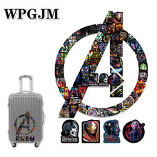 A3 Marvel Spiderman Stickers Classic Fashion Style Graffiti Sticker for Moto Car Suitcase Cool Laptop Cartoon Skateboard