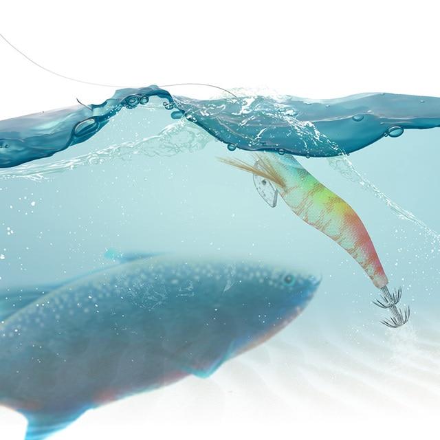 Купить 10 шт/корт 12 г 15 21 джиг рыболовные приманки для кальмаров картинки цена