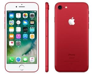 Image 4 - Apple teléfono inteligente iPhone 7 LTE desbloqueado, 32/128GB/256GB, IOS, 10, cámara de 12,0mp, Quad Core, reconocimiento de huella dactilar, cámara de 12,0mp, 2910mA