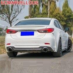 Zewnętrzne listwy ochronne zmodyfikowane części Auto Styling tuning tylny dyfuzor przedni zderzak przedni 14 15 16 17 dla Mazda 6