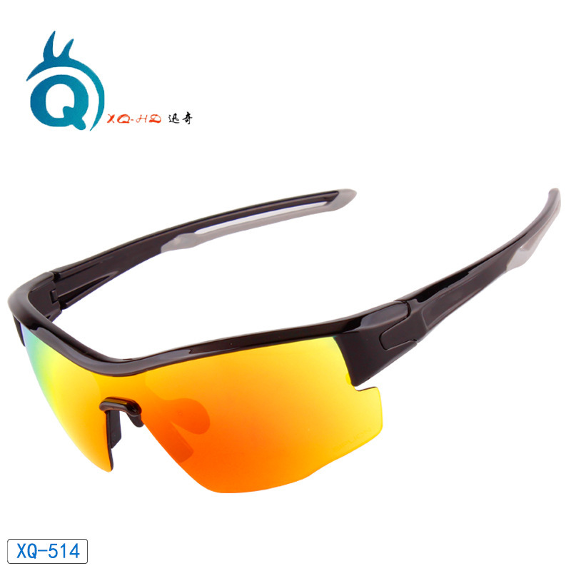 New Style Glasses For Riding Set Mountain Bike Polarized Glasses Mountain Climbing Hiking Sports Glasses 514