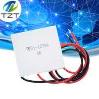 Peltier-enfriador termoeléctrico 100%, 12v, 6A, TEC, el precio más barato, TEC1-12706, nuevo, TEC1 12706, 50 Uds.