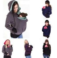Quick sale of three in one detachable baby sleeping bag multi functional kangaroo mother's jacket