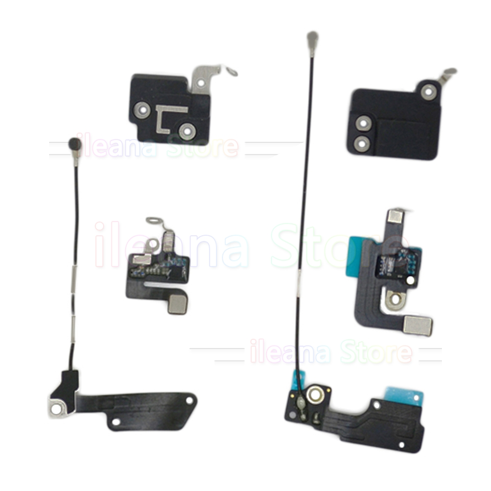 Wifi Antenna Flex For IPhone 7 8 Plus Wifi Bluetooth NFC WI-FI GPS Signal Antenna Flex Cable Cover Original Replacement