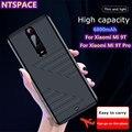 6800mAh Портативный чехол для аккумулятора телефона для Xiaomi Mi 9T power Bank для Xiaomi Mi 9T Pro Чехол для зарядки аккумулятора