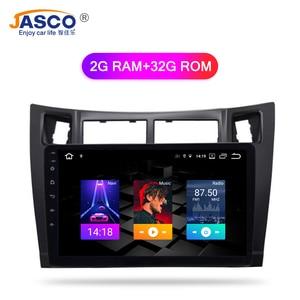 Image 4 - 11.11 Android 10 Xe Ô Tô DVD Stereo Đa Phương Tiện Headunitfor TOYOTA YARIS 2005 VITZ Platz Đài Phát Thanh Đồng Hồ Định Vị GPS Video Âm Thanh 4G RAM 64G