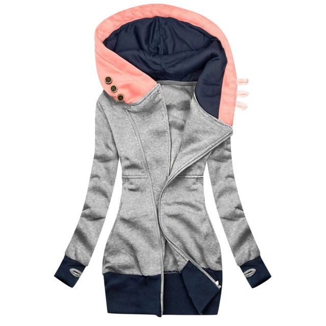 2020 Hot Sale New Design Styele Casual Clothing Sweatwear Sweet Sexy Fashion Soft Good Fabric Women Jackets 3