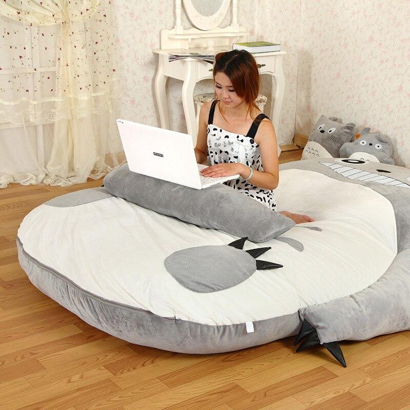 Bks Large Lazy Sofa Floor Mattress For
