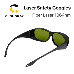 Image 4 - Cloudray 1064nm Style C Laser Safety Goggles Protective Glasses Shield Protection Eyewear For YAG DPSS Fiber Laser