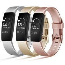 For Fitbit inspire Band For Fitbit inspire HR Straps Soft Watch Band Bracelet For Fit Bit inspire/ ace2 Accessories(China)