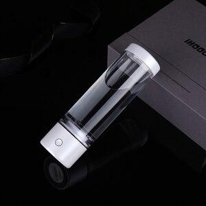 Image 4 - SPE/PEM Nano générateur riche en hydrogène bouteille dioniseur deau alcaline 5500PPB ventilateur de gaz pur multifonction Portable sain H2