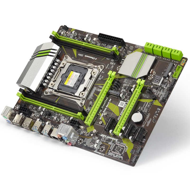 Atermiter X99 LGA2011-V3 Professionelle 4 Kanal DDR4 Desktop-Computer Motherboard Modul LGA2011-3