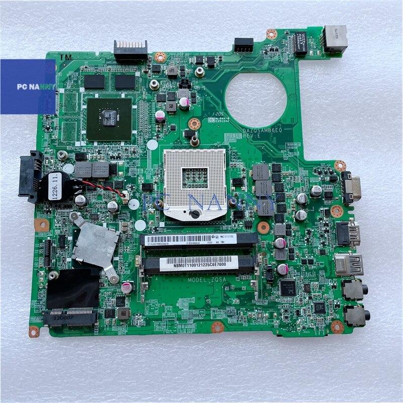 NBM0T11001 ZQSA S989 DAZQSAMB6E0 ноутбук PC материнская плата для ноутбука Acer Aspire E1-471G NVIDIA GeForce основная плата DDR3