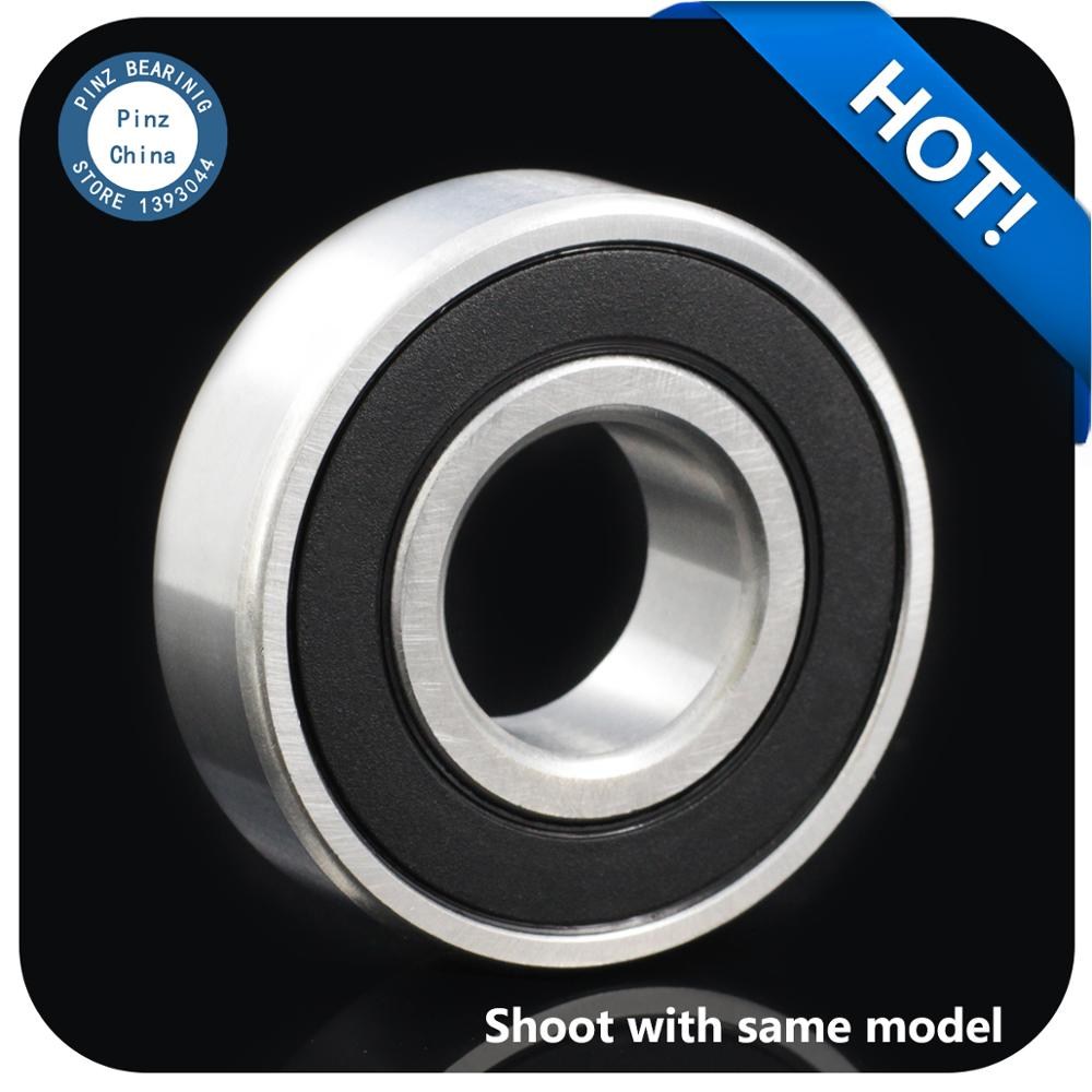 Ball Bearing 6303-2RS Rubber Cap Motor Bearing Deep Groove Ball Bearing Made In China