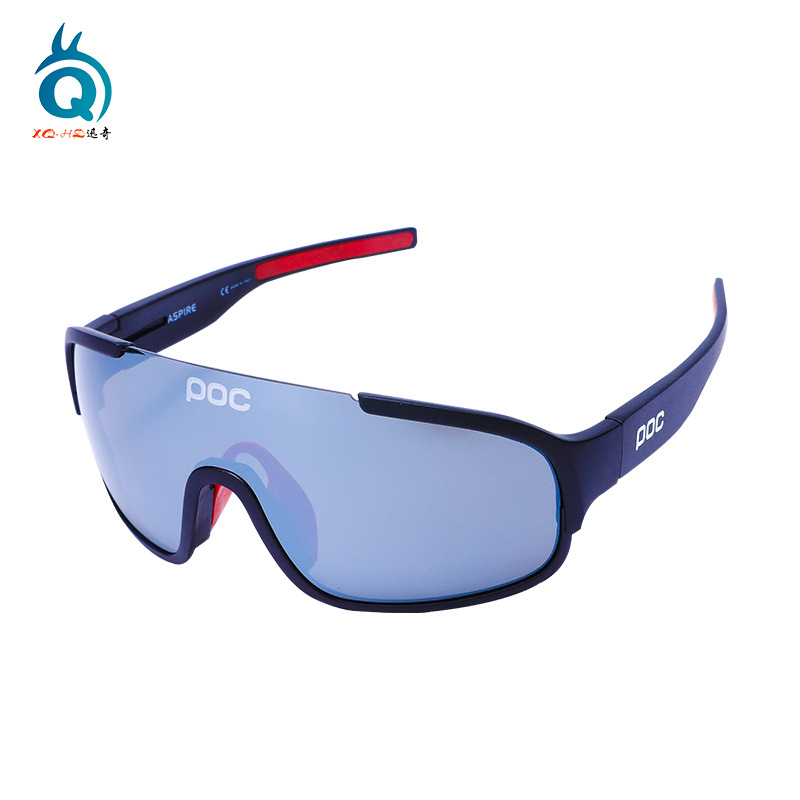 POC New Style Polarized Glasses Changeable PCs Sports SUN Glasses Factory Direct Mountain Bike Riding Glasses Goggles
