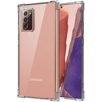 Funda de silicona a prueba de golpes para Samsung Galaxy Note 20 5G, funda protectora de lente para Samsung Note 20 Ultra 5G