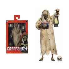 Nc loja em estoque neca creepshow figura decreep presente de horror para o dia das bruxas