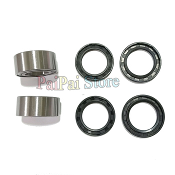 xaa32009x 32008x front wheel bearing for great wall hover cuv h3 h5 front wheel knuckle bearing Both Front Wheel Bearing Seal Kits for Honda TRX300FW Fourtrax 4x4 TRX350D TRX400FW TRX450