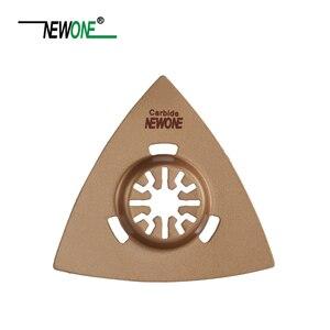 Image 2 - NEWONE Carbide Dao Động Dụng Cụ Lưỡi Cưa Đa Dụng Cụ Cắt Tỉa Tóc Thấy Renovator Lưỡi Cưa Cho AEG, fein Cho Gạch Bê Tông Mài