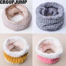 Модные зимние шарфы для женщин, шарф для женщин, детский шарф, шарфы для мальчиков и девочек, теплый шейный платок, зимние аксессуары