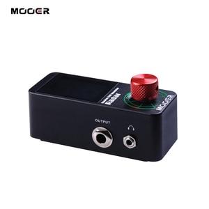 Image 2 - MOOER 레이더 시뮬레이터 기타 이펙트 페달 30 스피커 캡 캐비닛 모델 11 마이크 모델 36 사용자 프리셋 맞춤형 EQ 스테이지