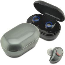 TWS Bluetooth 5.0 Earphone A1-TWS Binaural Speakerphone Stereo Earbuds Mini Touch Control Sport Headset