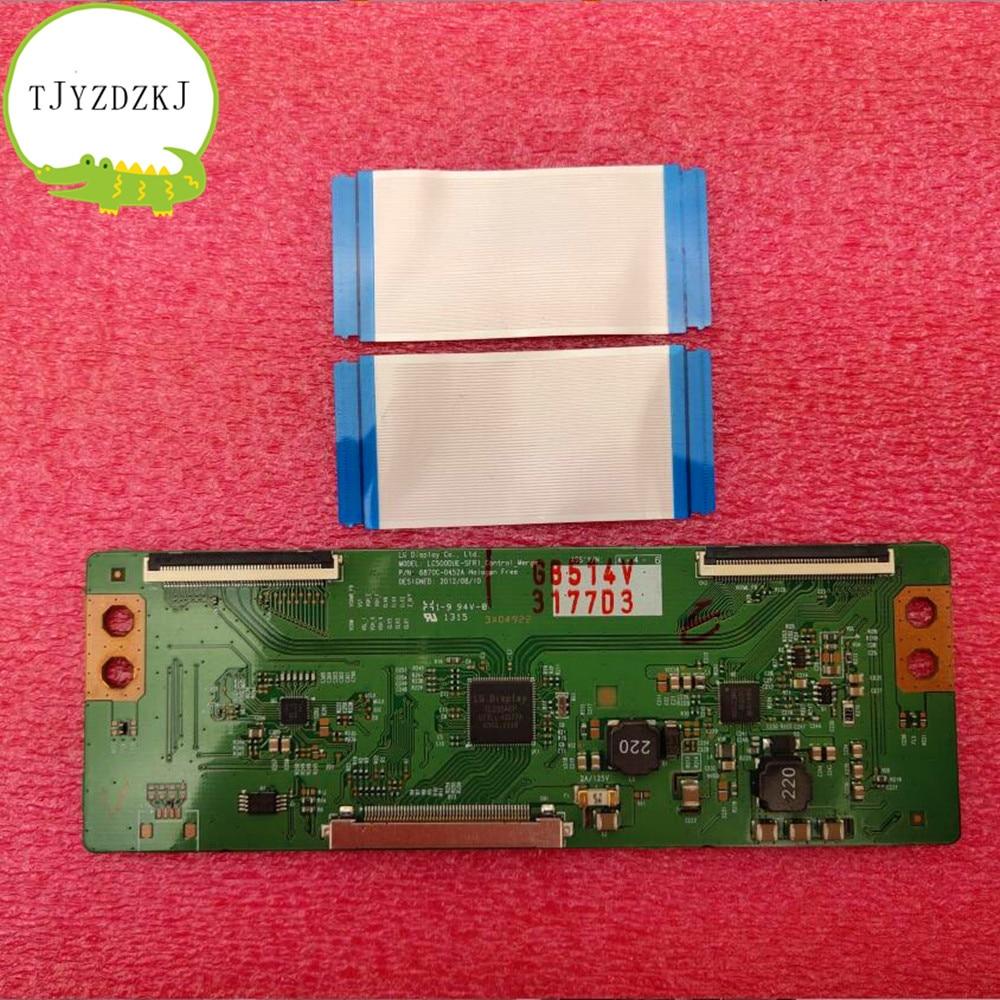 Original For LG T-CON Board 42LN5100-CP 42ln5300 42LA620V-ZA 6870C-0452A LC500DUE-SFR1 LC420DUE(SF)(R1) 42LN575V-ZE