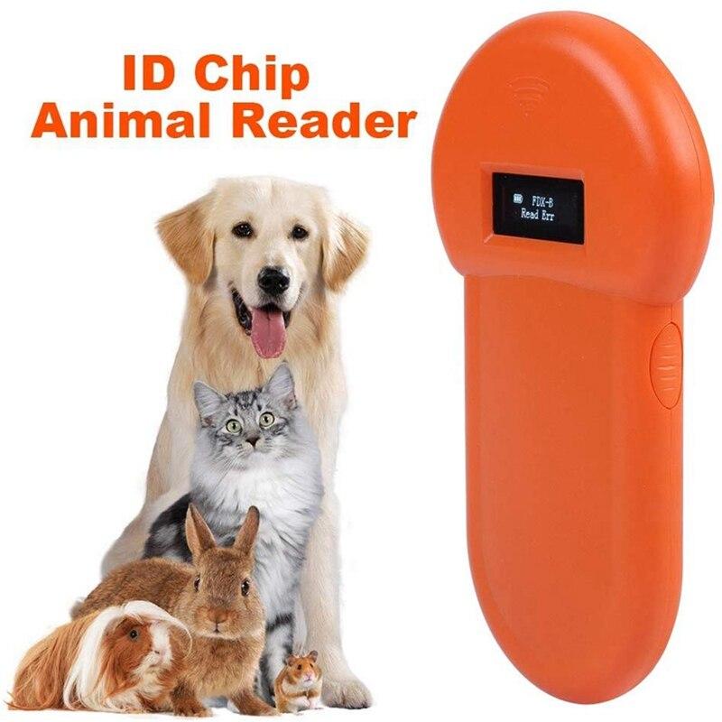 chip animal varredor digital usb recarregável microchip