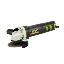 Angle-Grinder Grinding-Machine Electric Wood-Handle Cordless-Power-Tool Metal 800W 4-1/2inch