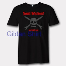 Adolescente Bottlerocket Album Punk Rock Un Altro Modo Logo T Shirt Hws (2)(China)